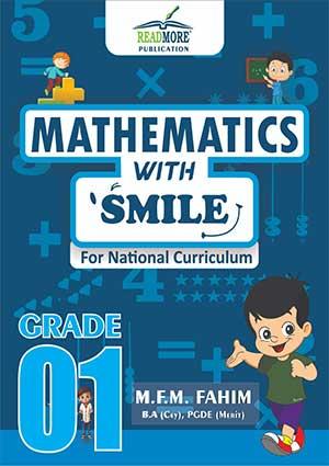 Mathematics With Smile. Grade 01